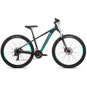 "ORBEA MX XS 60 MTB Hardtail Children 27,5"" black/turquoise"